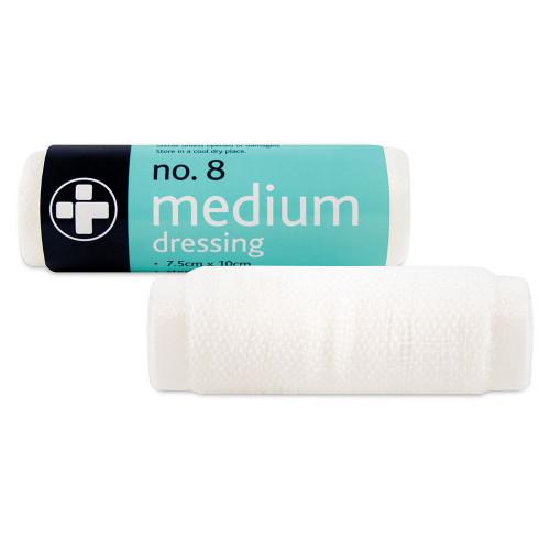 No.8 Medium Dressing