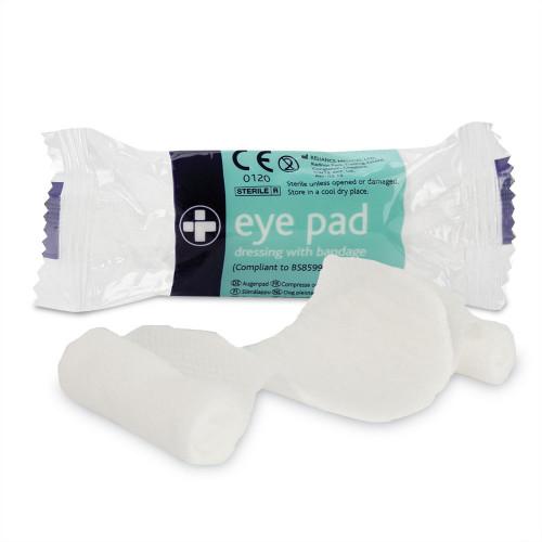 Eye Pad with Bandage