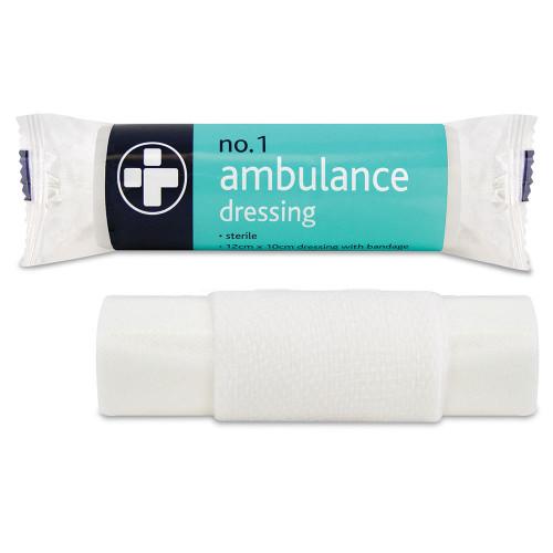 No. 1 Ambulance Dressing