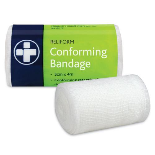 Reliform Conforming Bandage 5cm x 4m